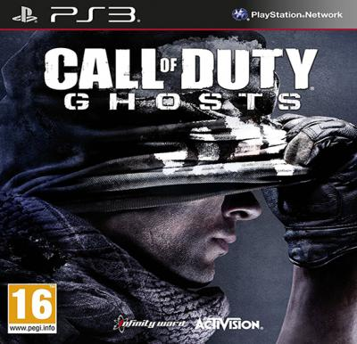 Activision Call of Duty Ghosts For PS3