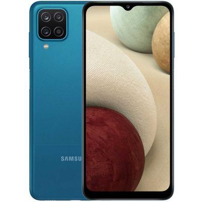 Samsung Galaxy A12 Dual SIM, 4GB RAM 64GB 4G LTE, Blue