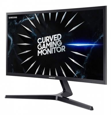 Samsung LED 24 Inch Gaming Curved Monitor With 144Hz Refresh Rate, LC24RG50FQMXUE