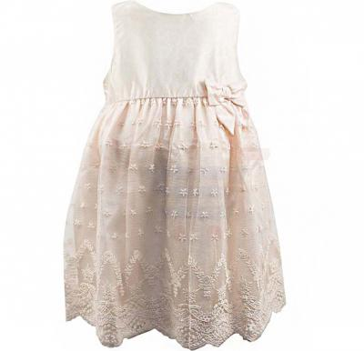 Amigo 7  Children Dress  Pink - 6-9M - 1298