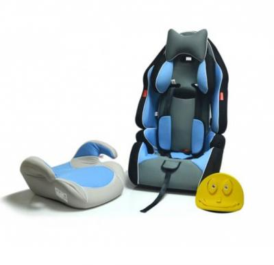 Car Seat F1 Style With Booster & Safety Belt  CR-1