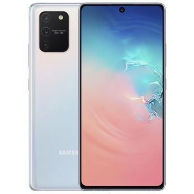 Samsung Galaxy S10 Lite Dual SIM 8GB RAM 128GB 4G LTE -Prism White