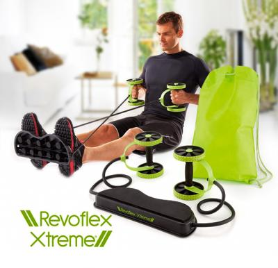 Revoflex Xtreme Thin Waist Fitness Workout Training Equipment, Total Body Fitness Exerciser