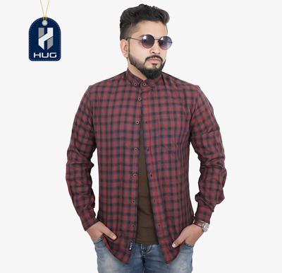HUG Mens Casual Shirts Size M - MCR0101