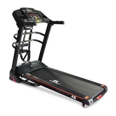 Ta Sports Treadmill A6 3.25Hp (Speed in Peek) 5.5 Inch LED Black