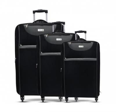 3 in 1 Airplus 4 Wheel Travel Bag Combo 20+26+30 inches Model- BP-1027-20-26-30