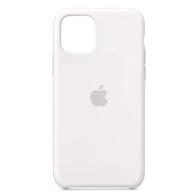 Apple IPhone 11 Pro Silicone Case MWYL2ZM/A -White