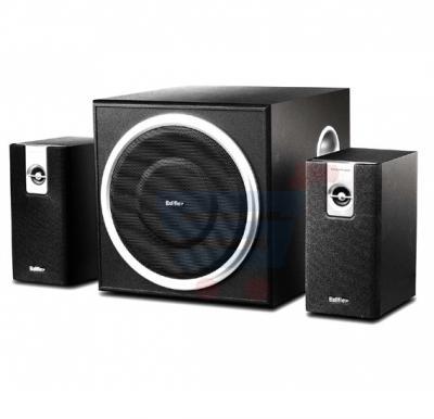 Edifier 2.1 Multimedia Karaoke Speaker P 3080M, Black