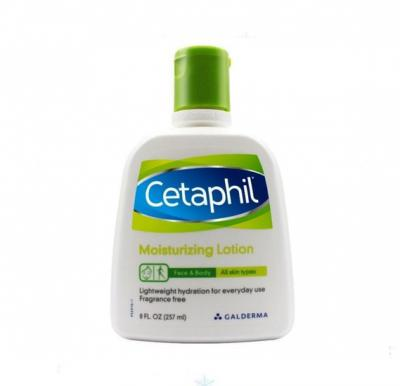 Cetaphil Moisturising lotion (face and body) Pack size 118ml