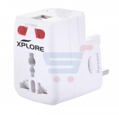 Xplore Home Dual USB Charger 178