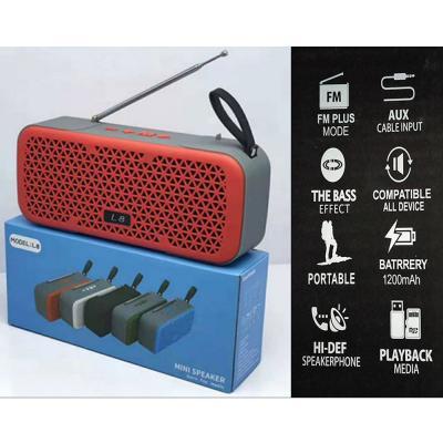 Musyl Wireless Mini Bluetooth Portable Speaker