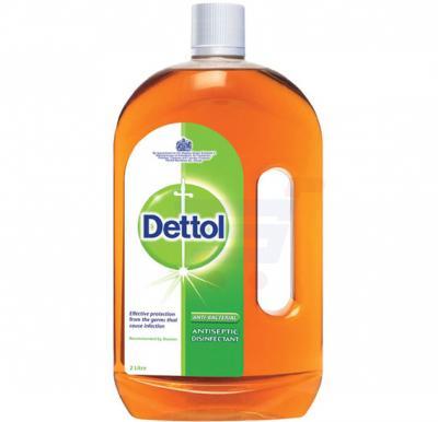 Dettol Antiseptic Disinfectant Liquid 2L