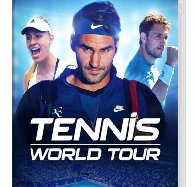 Nintendo Switch Tennis World Tour game