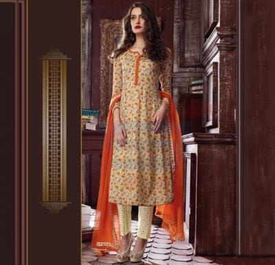 Ganga Guzarish Salwar Suit Dress Material, 4415