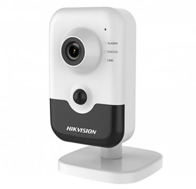 Hikvision  Mp Exir 2.8Mm Fixed Cube Network Camera, Ir: 10 M,Pir: 10M,H.265, H.265+,120Db Wdr,Built-In Micro Sd/Sdhc/Sdxc