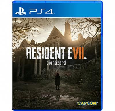 Capcom Resident Evil 7 Biohazard For PS4