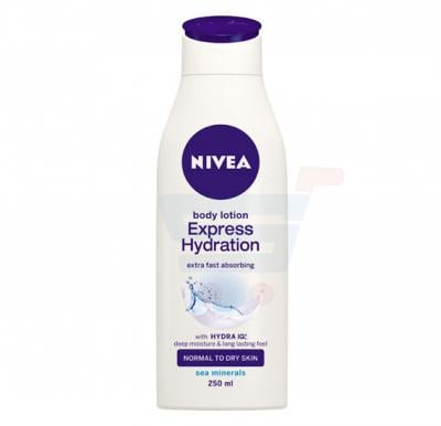 NIVEA Express Hydration Body Lotion 250 ML