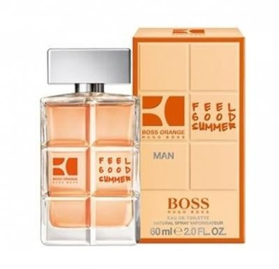Hugo Boss Orange Men Feel Good Summer Edt 60 ml Perfume
