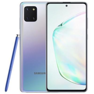 Samsung Galaxy Note10 Lite 6.7 inches 8GB RAM, 128GB Storage, Aura Glow