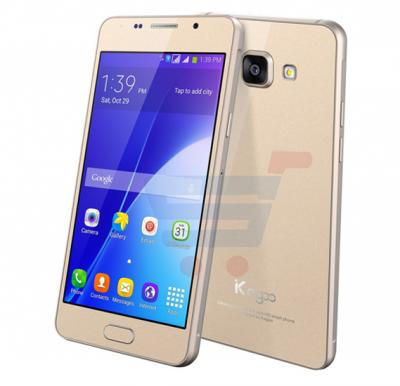 Kagoo A5 Smartphone,4G,Android 5.1 OS,5.0 inch IPS HD Display,1GB RAM,8GB Storage,Dual Camera, Wifi-Gold