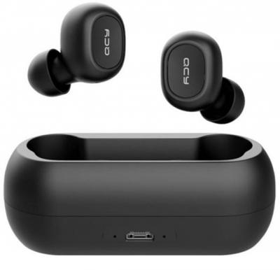 QCY T1 5.0 TWS Earbuds Mini Wireless Bluetooth Stereo Mini HiFi Earphones with Charging Case