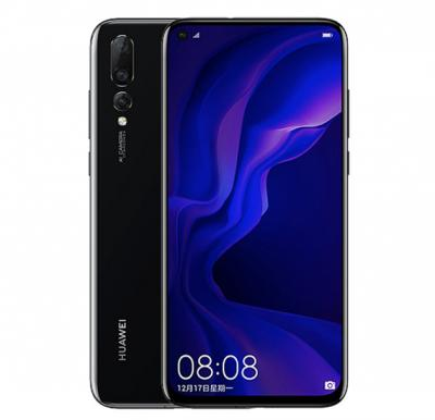 Huawei Nova 4 Dual Sim - 128GB, 8GB RAM, 4G LTE, Black