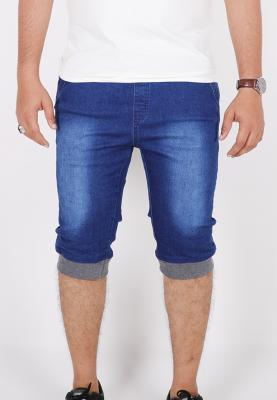 Nansa Hot Marine Denim Jeans For Men Light Blue - MBBAF62437A - 34