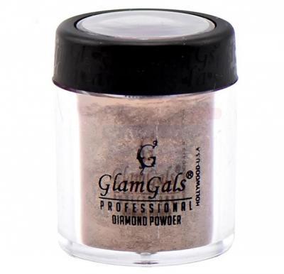 GlamGals Diamond Powder Brown - DP01