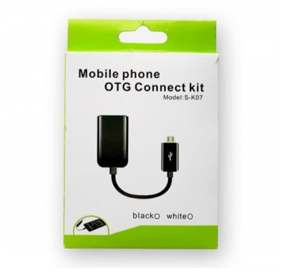 Mobile Phone Otg Connect Kit S-K07