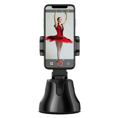 Apai Genie 360 Rotation Auto Object Tracking Smart Shooting Phone Holder Selfie Stick for iPhone and Android Phone
