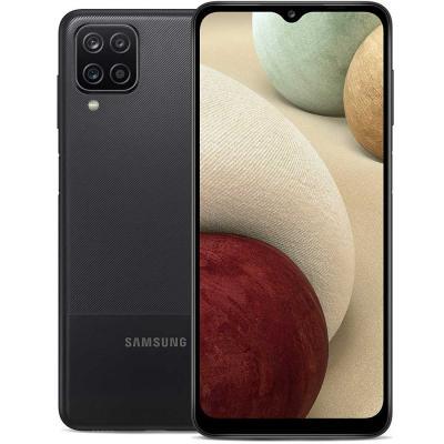 Samsung Galaxy A12 Dual SIM, 4GB RAM 64GB 4G LTE- Black