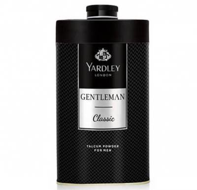 Yardley Gentleman Classic Talcum Powder 250g