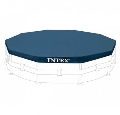 Intex-Round pool cover  (for 15 ft  pools)-28032