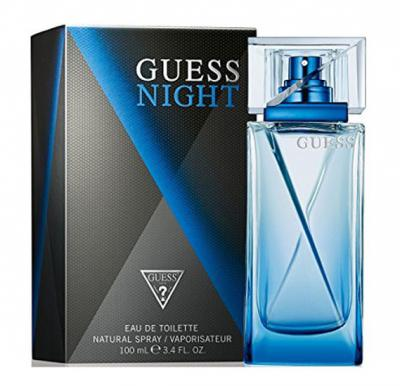 Guess Night  Edt 100 ml Perfume For Men