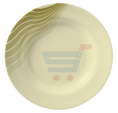 Royalford Melamine Ware 8 Inch Soup Plate AquaThai - RF8141