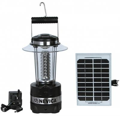 Nevica Solar Light With Mobile Phone Charging Option, NV-9111SL