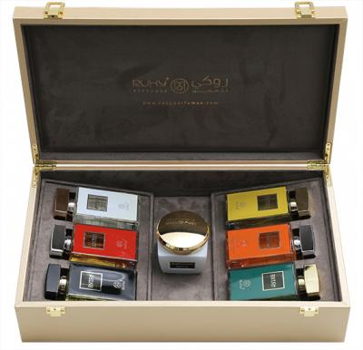 7 in 1 Gift BoxRuky Perfumes Dutch Collection