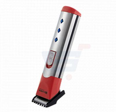 Olympia Rechargeable Hair Trimmer, OE-705 Red
