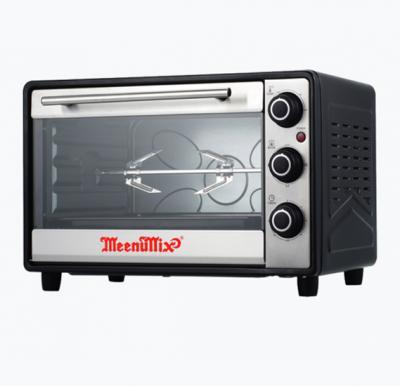 Meenumix 26L Rotisserie Oven Grill 1600, MOT25