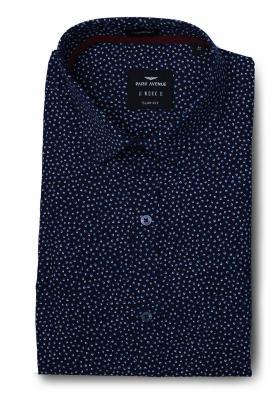 Park Avenue PMSY12376-B8 Mens Shirt, Size 40