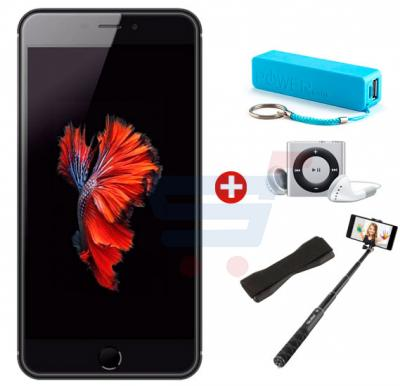 Bundle Offer Discover D7 Pro Smartphone, Android OS,5.5 Inch HD Display,Dual SIM,Dual Camera,3GB RAM,32GB Storage,Quad Core 1.5GHz Processor and Get MP3 Player, Power Bank, Selfie Stick And Mobile Grip Free - Black
