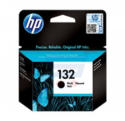 HP Cartridge 132 Black Ink, C9362HE