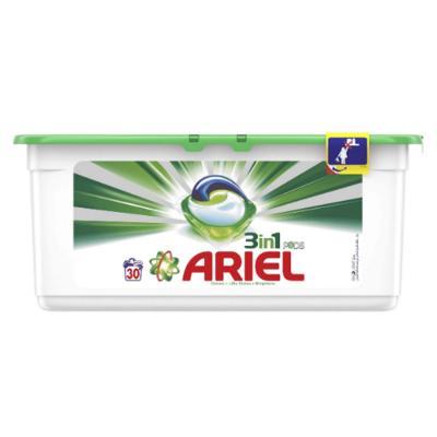 Ariel Automatic 3 in 1 PODS Laundry Detergent Original Scent 30 count, 13752