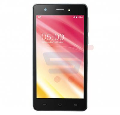 Lava Iris 870,Dual SIM,3G,Android OS,5.0 Inch Display,2GB RAM,8GB Storage,Quad Core 1.5GHz Processor,WiFi,Bluetooth-Gray