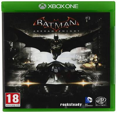 Warner Bros Batman Arkham Knight For Xbox One
