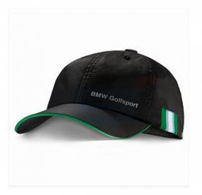 BMW Black Golf Hat For Unisex