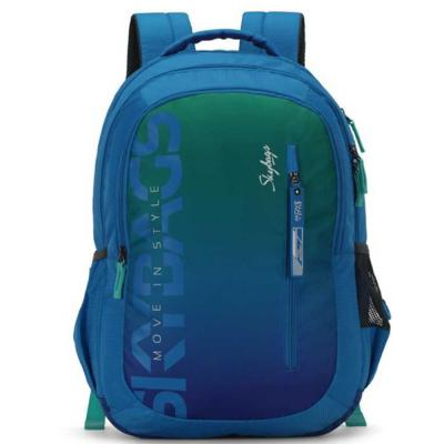 Skybags Figo Plus-02 Unisex Gradient Blue Backpack, BPFIGP2GBL