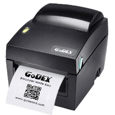 Godex DT4C Direct Thermal Printer, Black