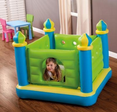 Intex Junior Jump-o-lene Inflatable Castle Bouncer - 48257