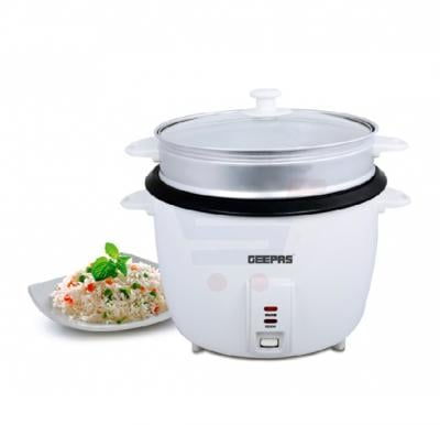 Geepas Automatic rice cooker 2.8 Litre - GRC4327